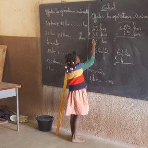 Suivi des parrainages au Burkina – Juin 2018