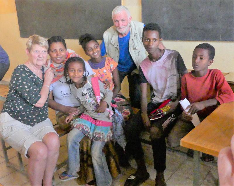 You are currently viewing Association SOLAÉ : rencontrer les parrainés et découvrir l'Ethiopie