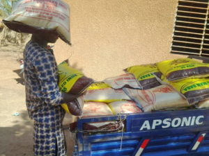 Read more about the article Burkina Faso : urgence populations déplacées
